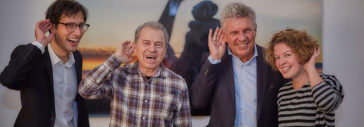 Dieter Reiter & Günther Sigl, Rechte Fotostudio Martin Ley